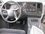 2001 Chevrolet Silverado 1500 LS Extended Cab Dashboard