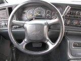 2001 Chevrolet Silverado 1500 LS Extended Cab Steering Wheel