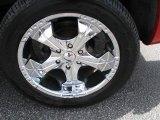 2001 Chevrolet Silverado 1500 LS Extended Cab Custom Wheels