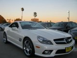 2011 Mercedes-Benz SL 550 Roadster