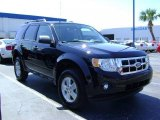 2009 Black Ford Escape XLT V6 #392604