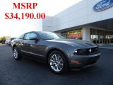 2011 Sterling Gray Metallic Ford Mustang GT Premium Coupe #39739374