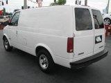2001 Chevrolet Astro Commercial Van Exterior