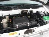 2001 Chevrolet Astro Commercial Van 4.3 Liter OHV 12-Valve Vortec V6 Engine