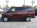 2004 Chevrolet Astro Dark Carmine Red Metallic