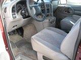 2004 Chevrolet Astro LT AWD Passenger Van Medium Gray Interior