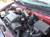 2004 Chevrolet Astro LT AWD Passenger Van 4.3 Liter OHV 12-Valve V6 Engine