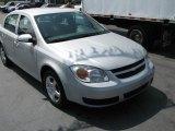 2007 Ultra Silver Metallic Chevrolet Cobalt LT Sedan #39740523