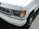 1999 Ford E Series Van E350 Super Duty Commerical Utility Data, Info and Specs
