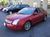 2008 Ford Fusion SE Data, Info and Specs