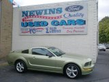 2006 Legend Lime Metallic Ford Mustang GT Premium Coupe #39741111