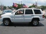 1996 Jeep Grand Cherokee Stone White