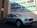 2011 Ingot Silver Metallic Ford Mustang V6 Coupe #39741120