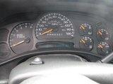 2006 Chevrolet Silverado 1500 Extended Cab Gauges