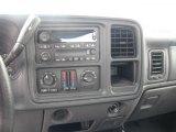 2006 Chevrolet Silverado 1500 Extended Cab Controls