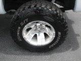 2002 Dodge Ram 1500 SLT Quad Cab 4x4 Custom Wheels