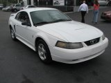 2003 Oxford White Ford Mustang V6 Coupe #39740564