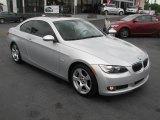 2007 Titanium Silver Metallic BMW 3 Series 328i Coupe #39740565