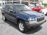 2002 Patriot Blue Pearlcoat Jeep Grand Cherokee Laredo #39740570