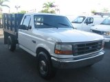1995 Ford F250 XL Regular Cab Stake Truck Data, Info and Specs