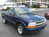 1998 Chevrolet S10 LS Regular Cab Data, Info and Specs