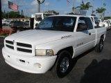 1999 Dodge Ram 1500 Bright White
