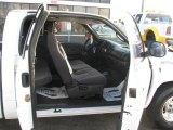 1999 Dodge Ram 1500 Sport Extended Cab Agate Black Interior