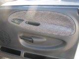 1999 Dodge Ram 1500 Sport Extended Cab Door Panel