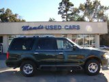 1999 Charcoal Green Metallic Lincoln Navigator 4x4 #39739562