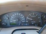 1999 Lincoln Navigator 4x4 Gauges
