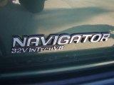 1999 Lincoln Navigator 4x4 Marks and Logos