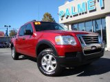 Ford Explorer Sport Trac 2007 Data, Info and Specs