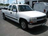 2000 Chevrolet Silverado 1500 Summit White
