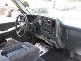 2000 Chevrolet Silverado 1500 Extended Cab Dashboard