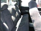 2000 Chevrolet Silverado 1500 Extended Cab Graphite Interior