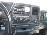 2000 Chevrolet Silverado 1500 Extended Cab Controls