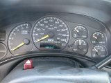 2000 Chevrolet Silverado 1500 Extended Cab Gauges