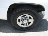 2000 Chevrolet Silverado 1500 Extended Cab Wheel