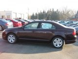 2011 Bordeaux Reserve Metallic Ford Fusion SE #39739591