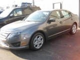 2011 Sterling Grey Metallic Ford Fusion SE #39739592