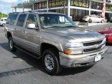 2001 Light Pewter Metallic Chevrolet Suburban 2500 LT #39740651