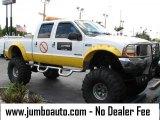 2000 Oxford White Ford F250 Super Duty Lariat Crew Cab 4x4 #39740660