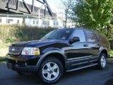 2003 Black Ford Explorer XLT 4x4 #39889105