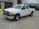 2011 Bright White Dodge Ram 1500 ST Quad Cab #39889130