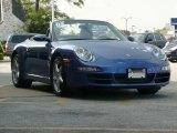 2005 Porsche 911 Cobalt Blue Metallic