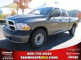 2011 Mineral Gray Metallic Dodge Ram 1500 ST Quad Cab #39888973