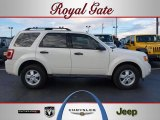 2009 White Suede Ford Escape XLT V6 #39888802
