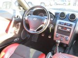 2008 Hyundai Tiburon SE Dashboard
