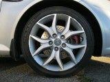 2008 Hyundai Tiburon SE Wheel