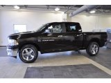 2011 Rugged Brown Pearl Dodge Ram 1500 Big Horn Crew Cab #39889029